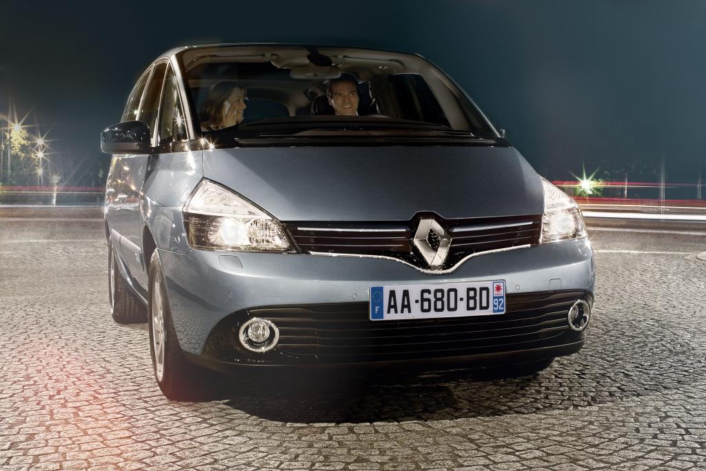 Test: Renault Grand Espace - Zeitlos und überholt