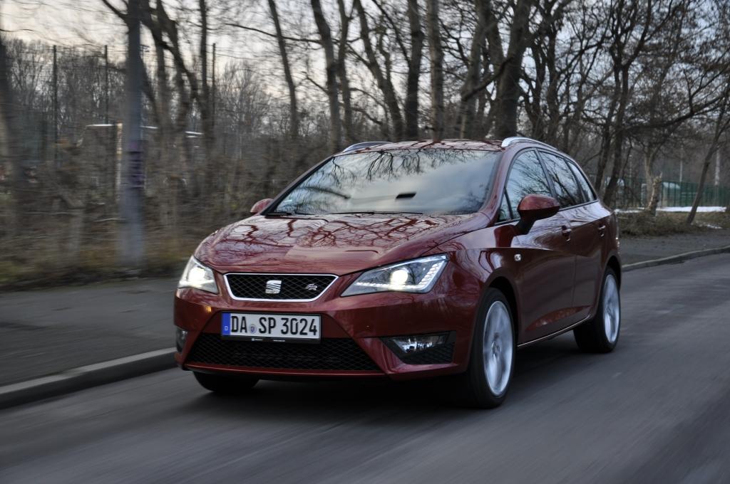 Test Seat Ibiza ST FR - Halb Sportler, halb Kombi