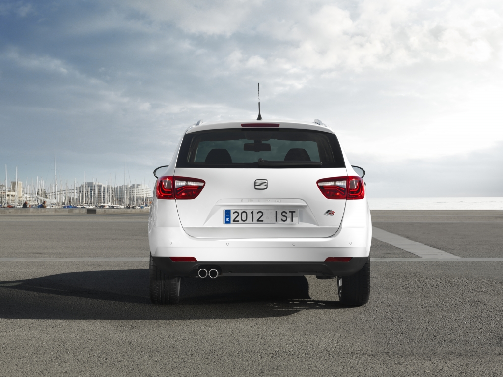 Test Seat Ibiza ST FR- Halb Sportler, halb Kombi