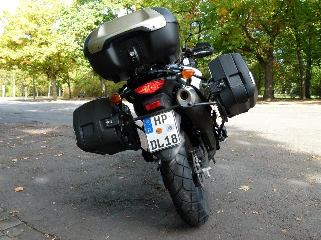 Test Suzuki V-Strom 650 ABS: Reise-Enduro für Streckemacher