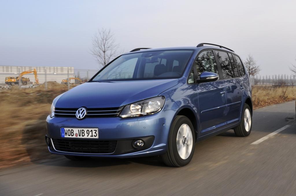 Test VW Touran 1.4 EcoFuel: Kräftiger Erdgas-Van mit Ausdauer