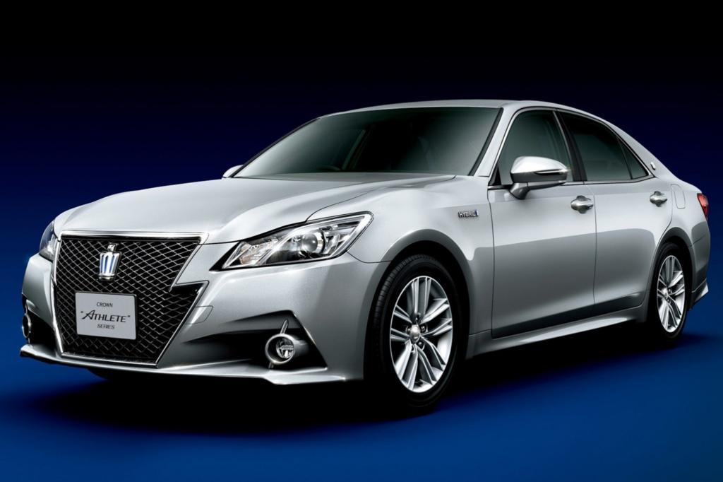 Toyota Crown - Japans Businessklasse