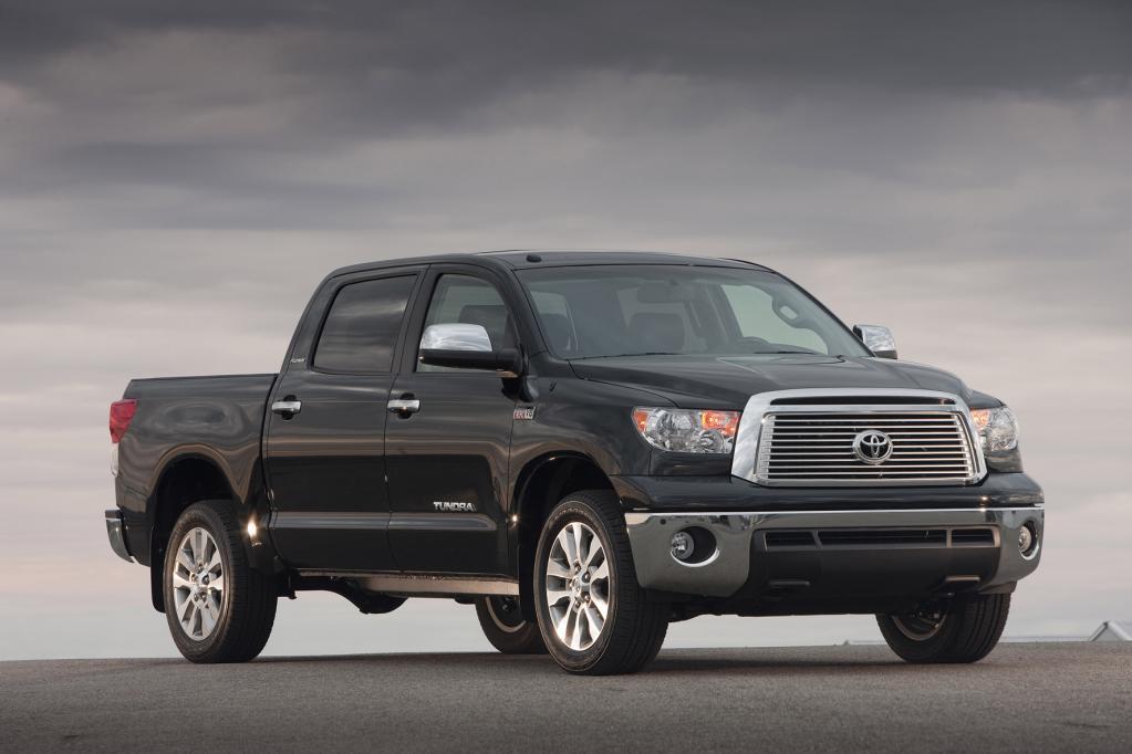 Toyota Tundra: Ein neuer Big Mac für die USA