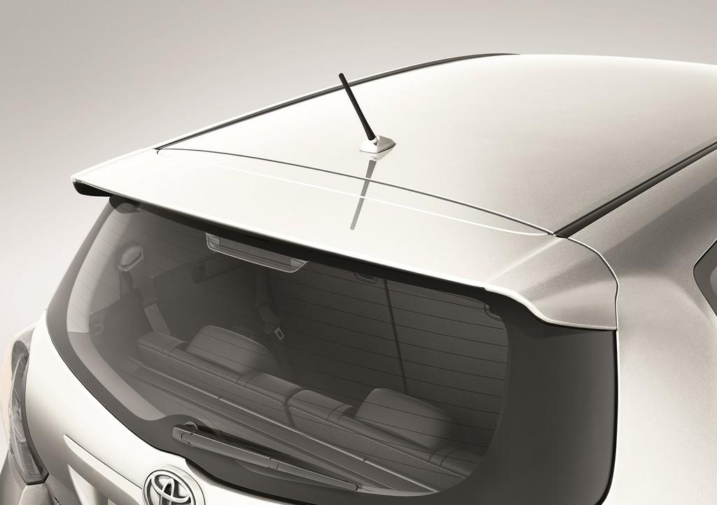Toyota bietet vielseitiges Zubehör für den Verso