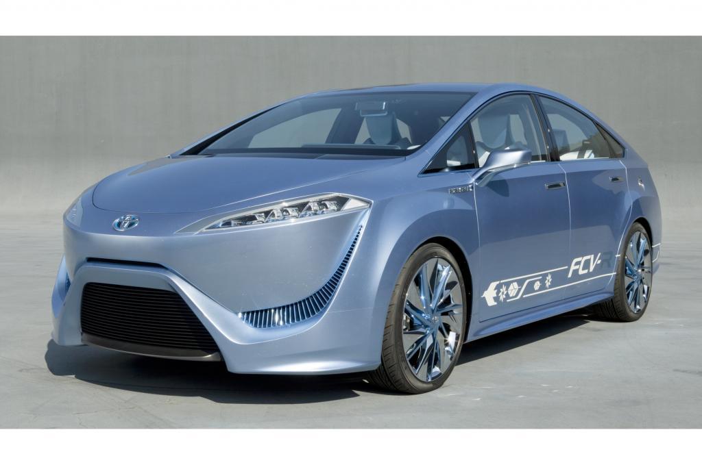 Toyota und BMW - Kooperation bei Brennstoffzelle, Leichtbau und Sportwagen