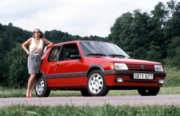 Tradition: 30 Jahre Peugeot 205 - Kleiner Retter aus großer Not