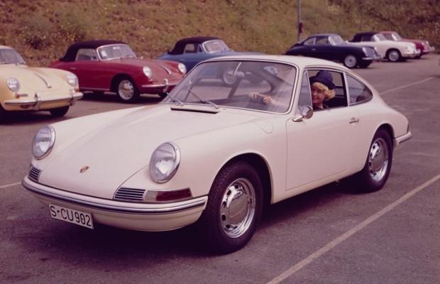 Tradition: 50 Jahre Porsche 911 - Die ganz große Nummer