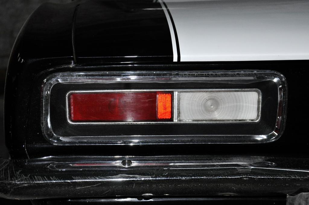 Traumautos im Winterschlaf - Bei US-Cars hat jeder seinen Tick