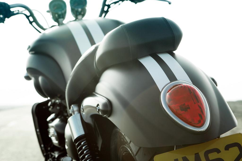 Triumph Rocket III Roadster ohne Drehmoment-Beschränkung