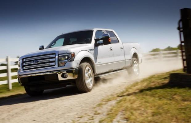 US-Bestseller - Ford F-Reihe ist der Golf der Amerikaner