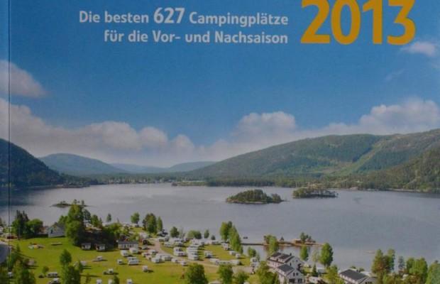 Urlaubsplanung 2013: Sparen mit Camping Cheque