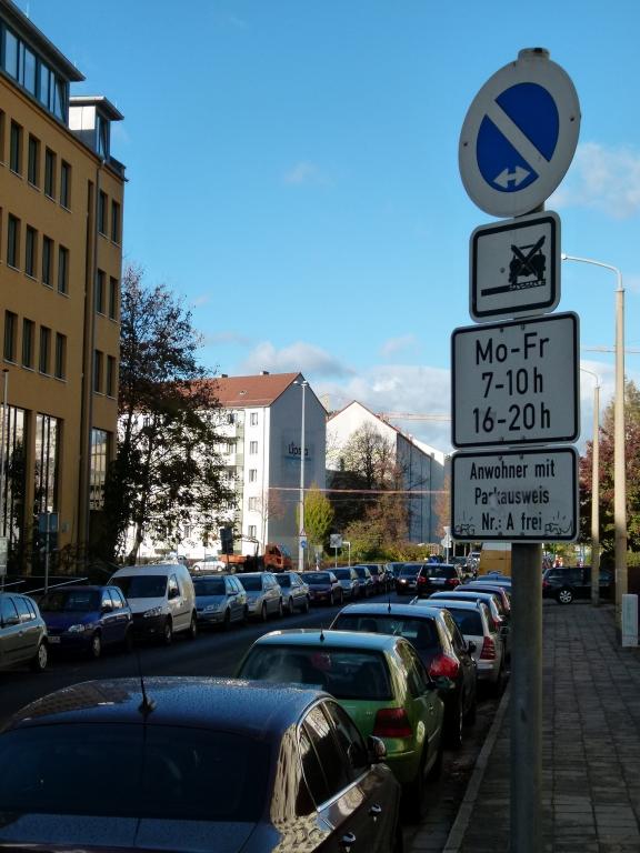 Urteil: Parkverbot trotz fehlerhafter Beschilderung