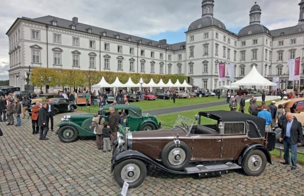 VW-Konzernmarken präsentieren klassische Fahrzeuge