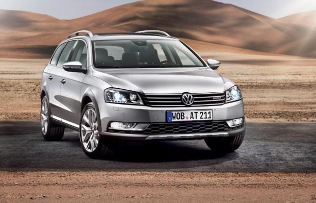 VW drosselt die Produktion des Passats