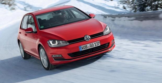 VW verpasst dem Golf Allradantrieb