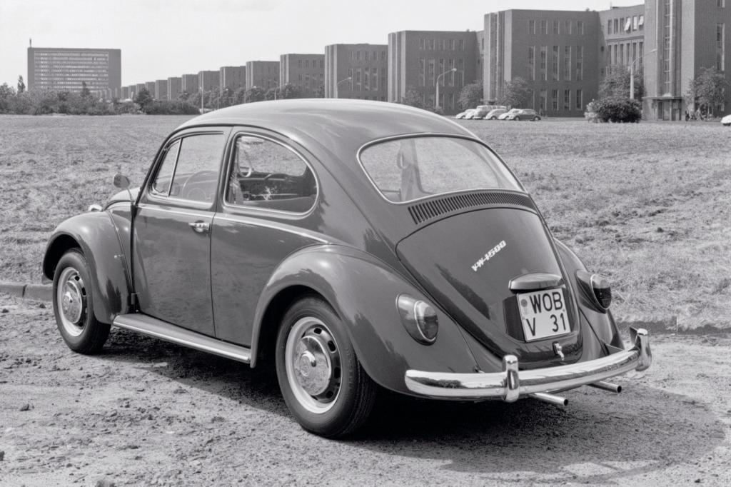 Volkswagen Käfer 1500 ab 1966
