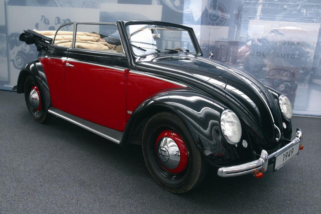 Volkswagen Käfer Cabrio ab  1949
