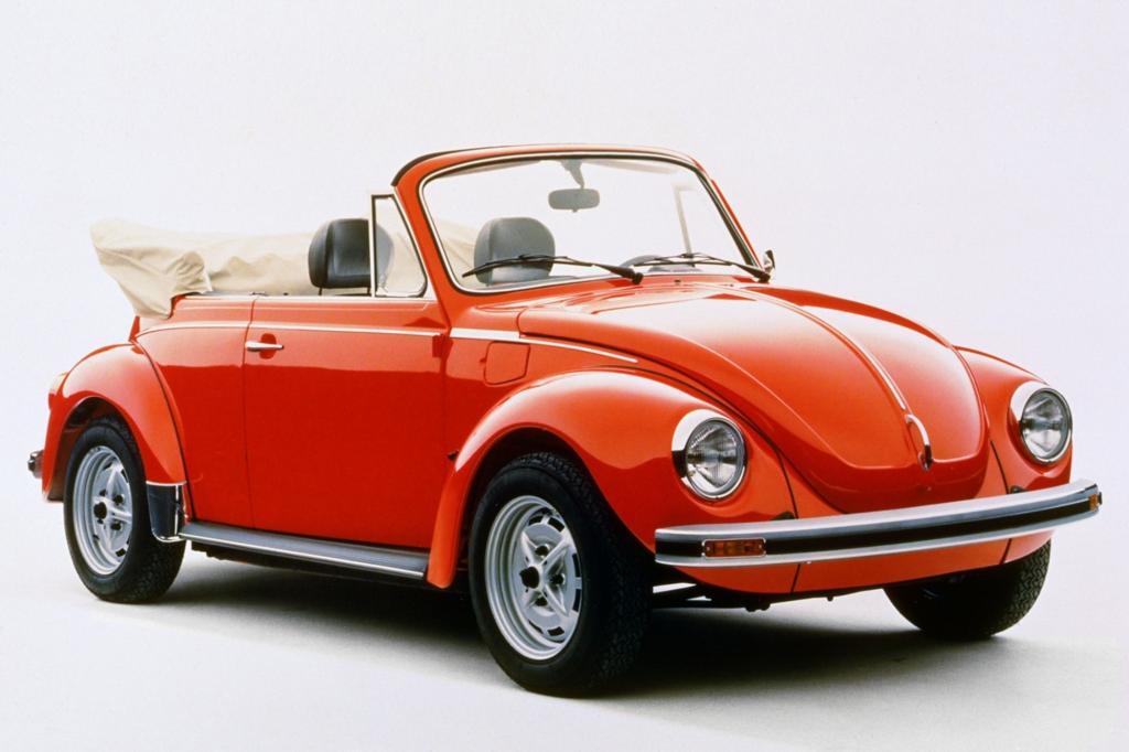 Volkswagen Käfer Cabriolet