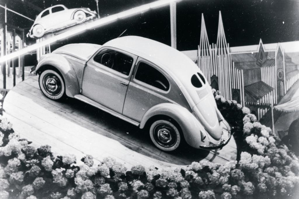 Volkswagen Käfer Publikumspremiere