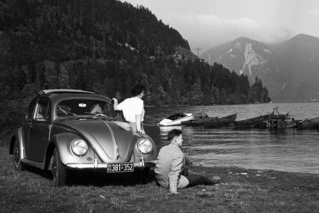 Volkswagen Käfer ab 1950