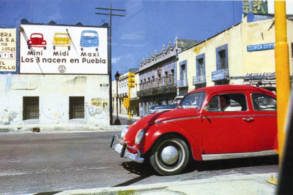 Volkswagen Käfer aus Mexiko 1964