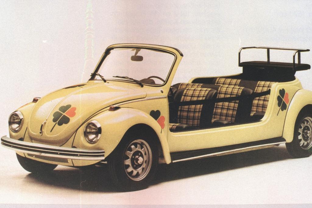 Volkswagen Maxikäfer 1303 Prototyp ab 1973