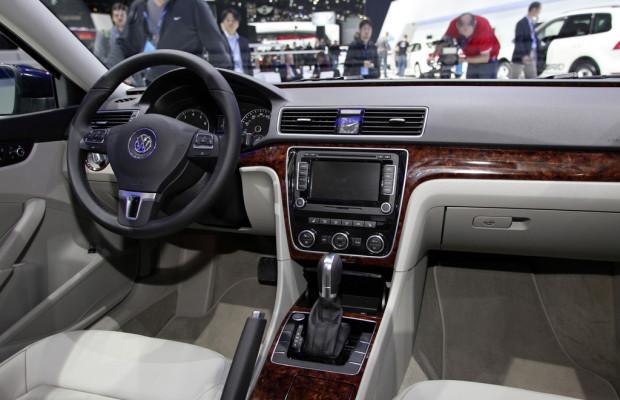 Volkswagen in den USA: Schnell unterwegs