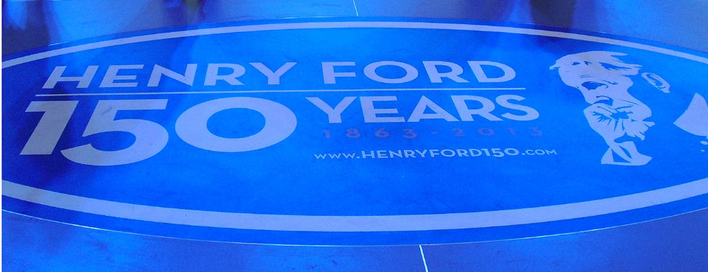 Vor 150 Jahren, am 30. Juli 1863, wurde Ford-Gründer Henry Ford geboren.