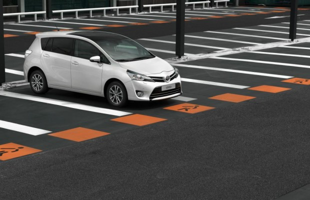 Vorabbericht: Toyota Verso - Frisch geliftet ins neue Jahr
