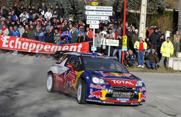 WRC 2013: Loeb, Hirvonen und Bouffier fahren für Citroen