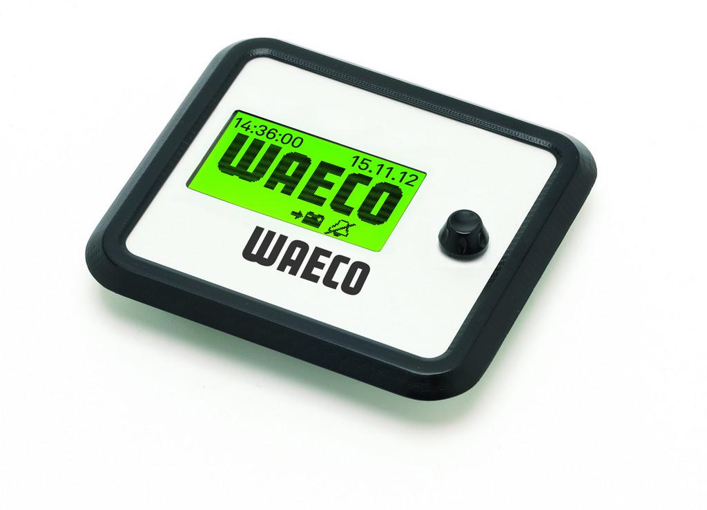 Waeco bringt intelligentes Batteriemanagementsystem