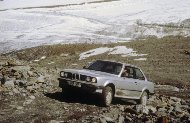 Youngtimer im Test: BMW 325ix - Pionier des 4x4