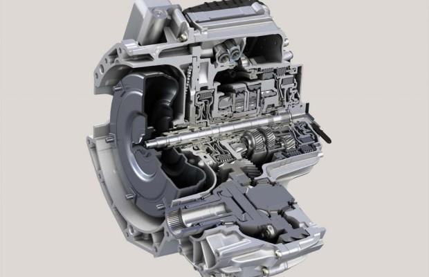 ZF-Automatikgetriebe - Neun-Gang-Menü kommt 2013