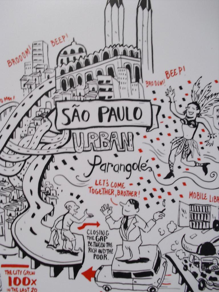 Zukunftsmobilität am Beispiel von Sao Paulo in Brasilien.