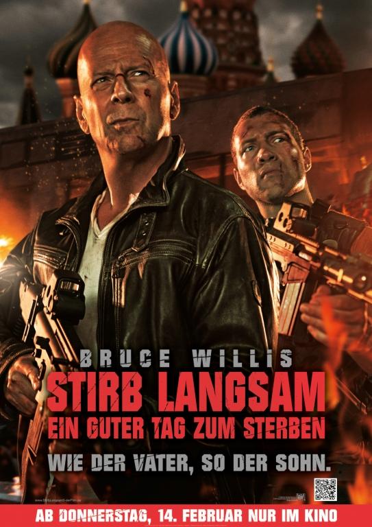 auto.de exklusiv: John McClane ist zurück! So rasant wird Stirb Langsam 5