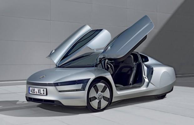 1-Liter-Auto von VW geht in Serie