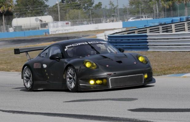 911 RSR: Startklar für die Langstrecken-Saison
