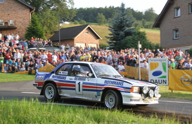 ADAC Eifel Rallye Festival startet am