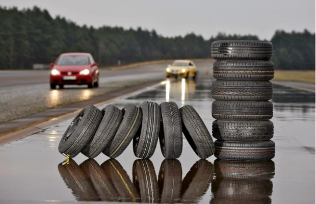 ADAC-Reifentest - Sparen lohnt sich nicht
