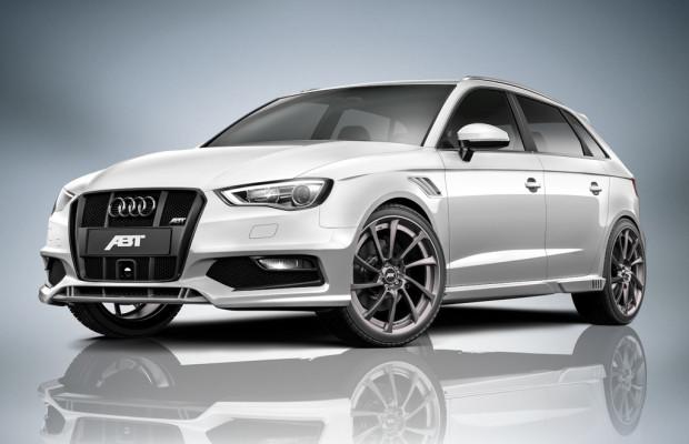 Abt gibt dem Audi A3 Sportback mehr Leistung