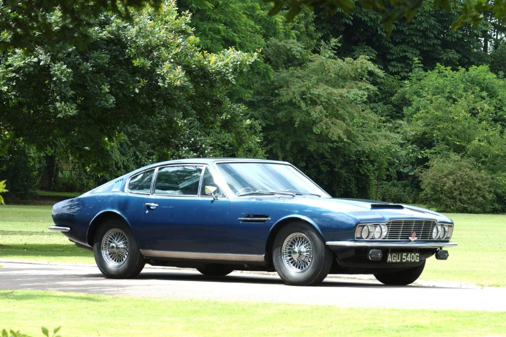 Aston Martin DB Sab 1967