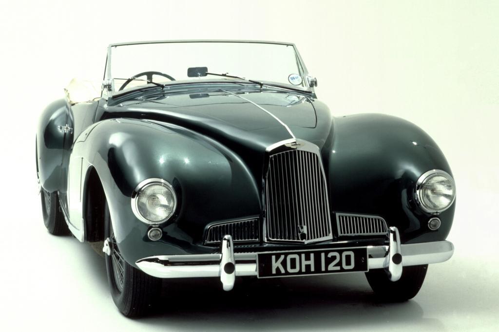 Aston Martin DB1 ab 1948