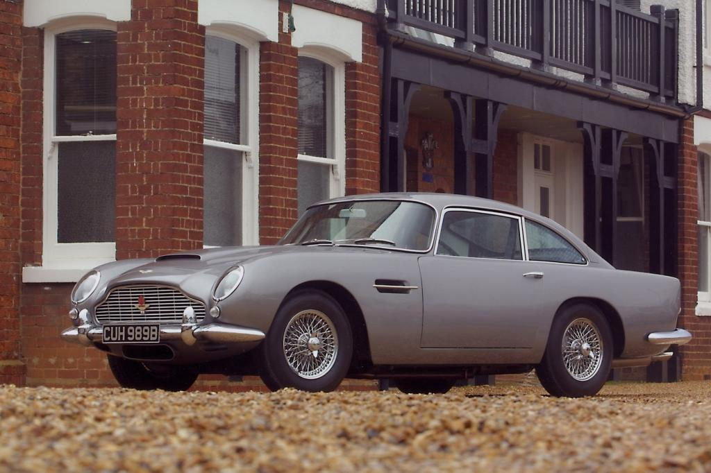 Aston Martin DB5 ab 1964