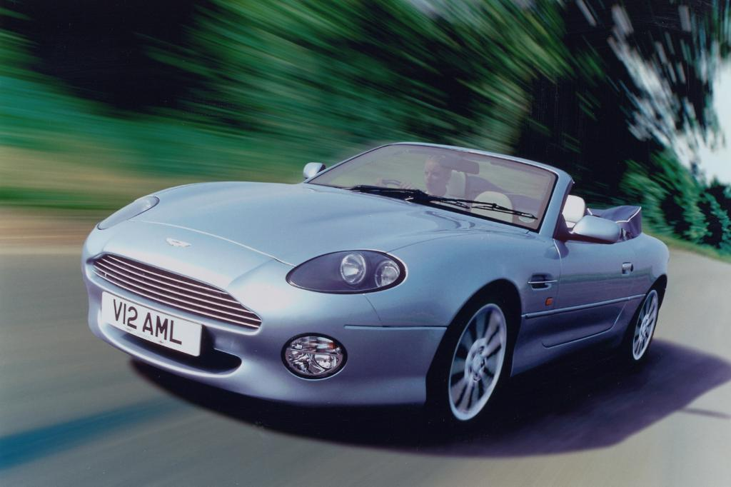 Aston Martin DB7 Volante V12 1999