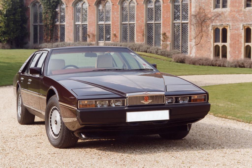 Aston Martin Lagonda ab 1976