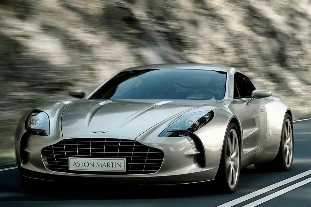 Aston Martin One 77 ab 2009