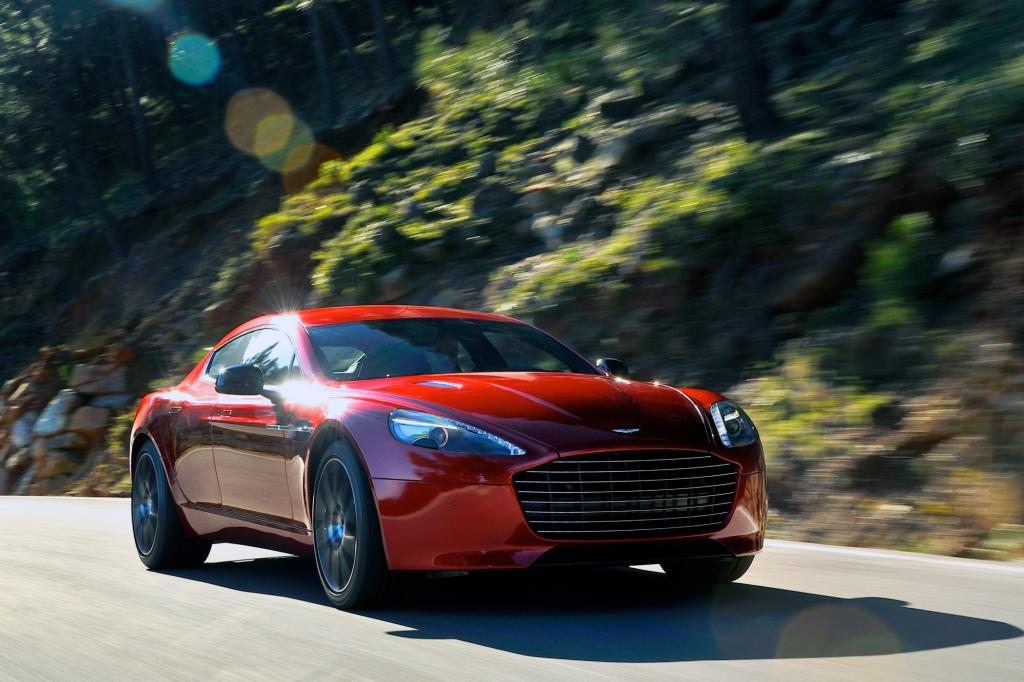Aston Martin Rapide Sab 2013