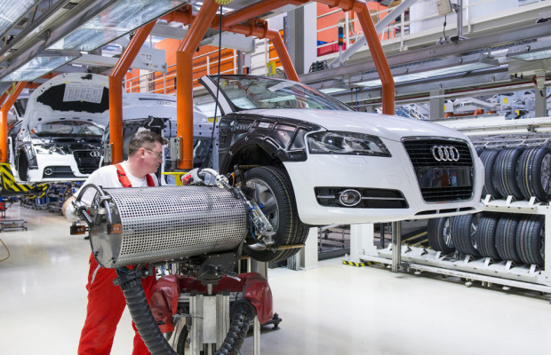 Audi Hungaria feiert 20-Jähriges