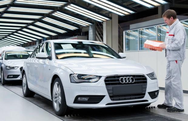 Audi weiter auf Erfolgskurs