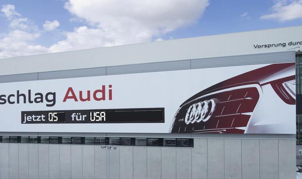 Audi zeigt seinen